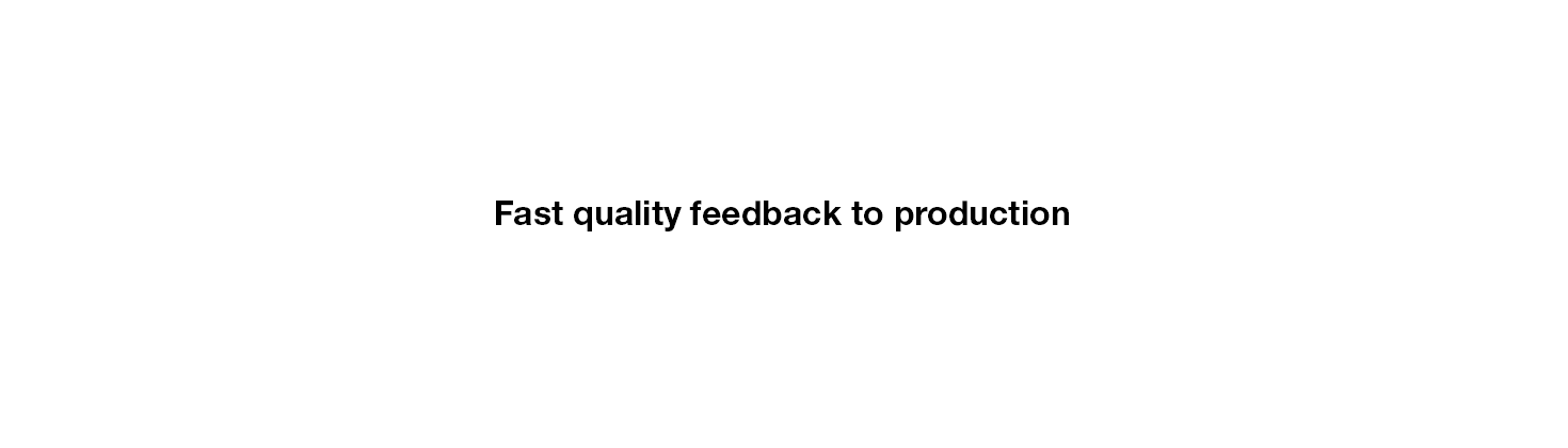 Vistect - Fast quality feedback